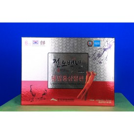 천오백년 봉밀홍삼절편. 20g×10본