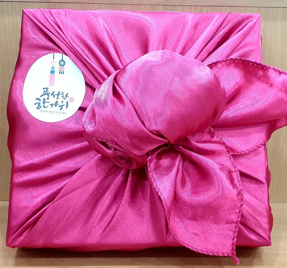 선물용 종이상자  1채750g
